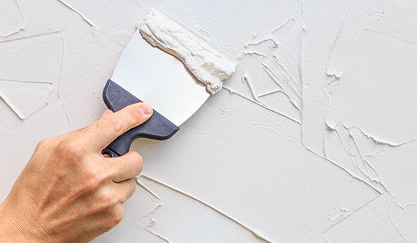 Resultado de imagen para resanar paredes rapido
